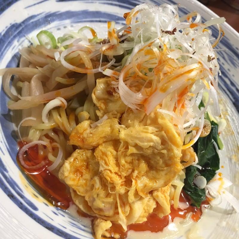 ラーメン123(HIFUMI) 汁なし担々麺 具