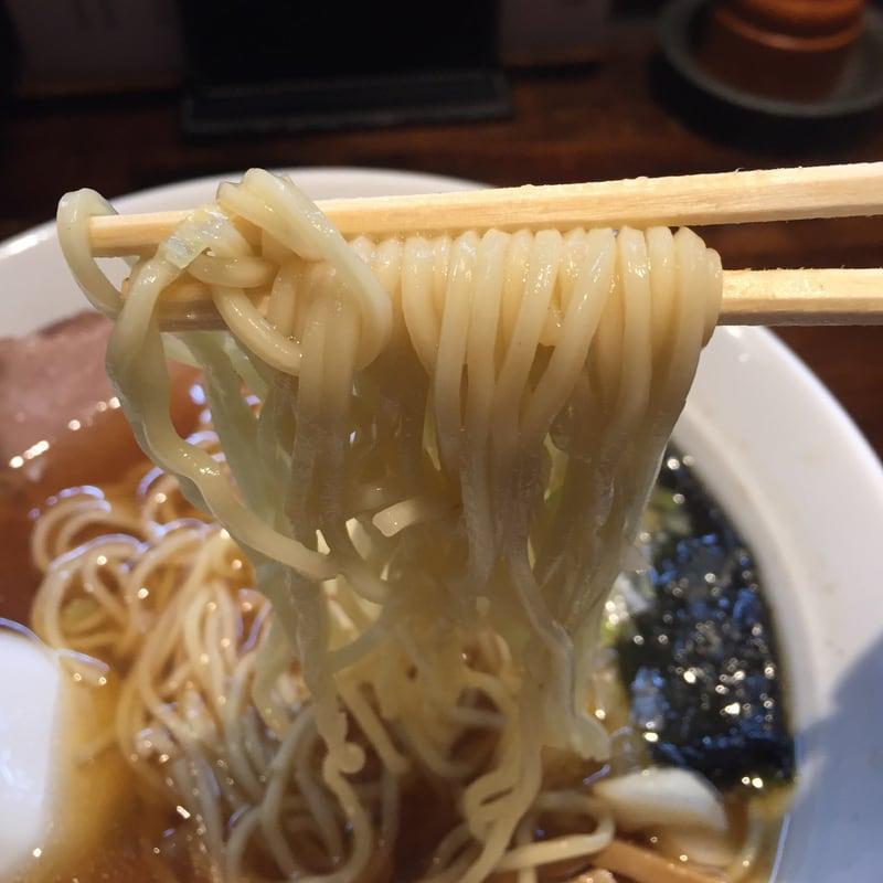麺匠玄龍 盛岡店 のどぐろ醤油 麺