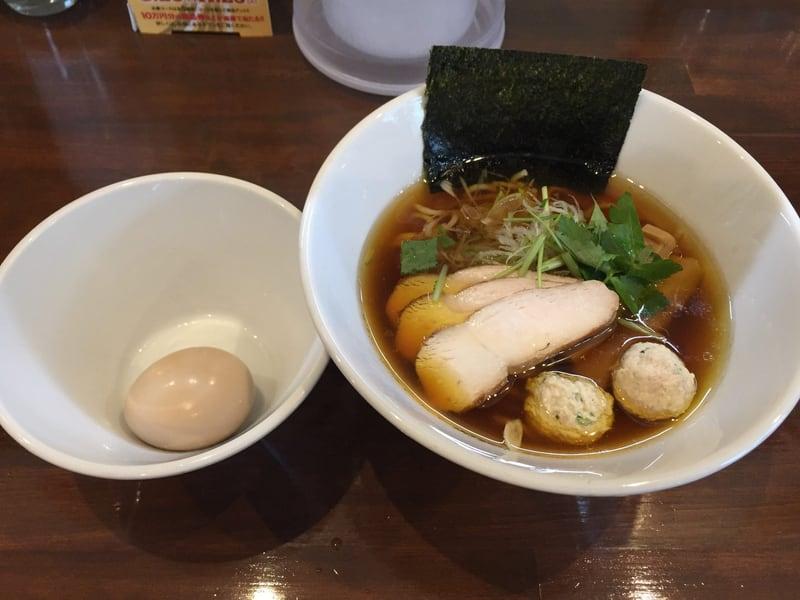 NOODLE SHOP KOUMITEI(香味亭) 丸鶏中華そば