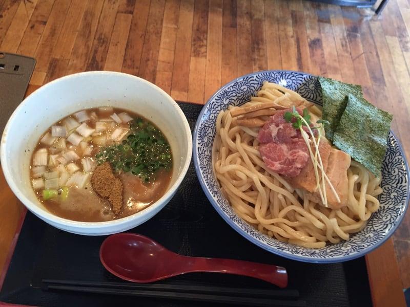 麺SAMURAI 桃太郎 濃厚魚介つけ麺
