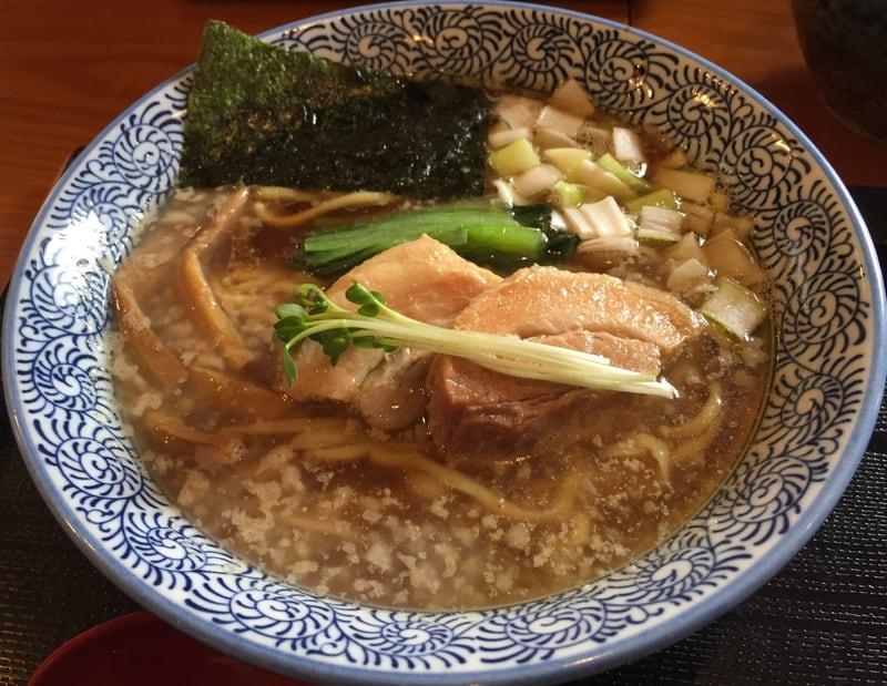 麺SAMURAI 桃太郎 鶏だし手もみ中華