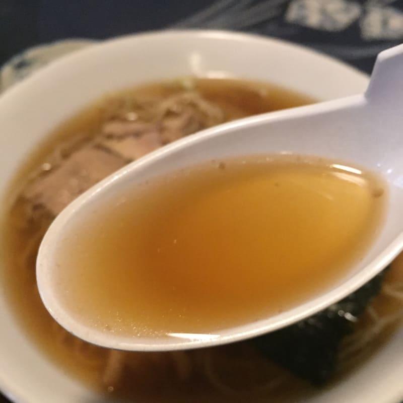 食堂 十九番 中華 スープ