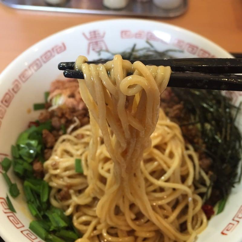 自家製麺 麺や二代目 夜来香 夜来香式辛台湾まぜそば 麺