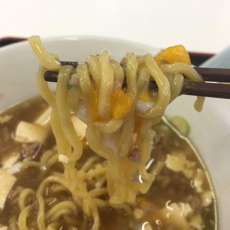 海王 豆腐ラーメン 麺