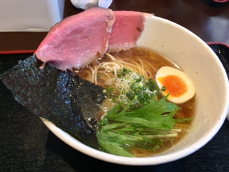 麺屋 小野万 短角牛ラーメン(しょうゆ)