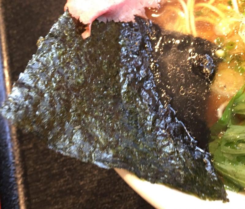 麺屋 小野万 短角牛ラーメン(しょうゆ) 具