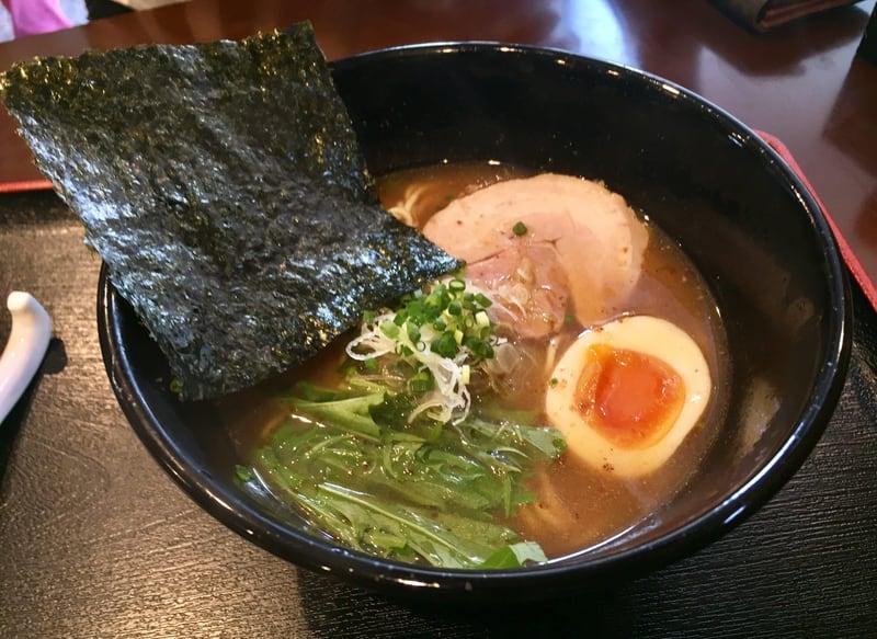麺屋 小野万 小野万特製ラーメン(あっさり)