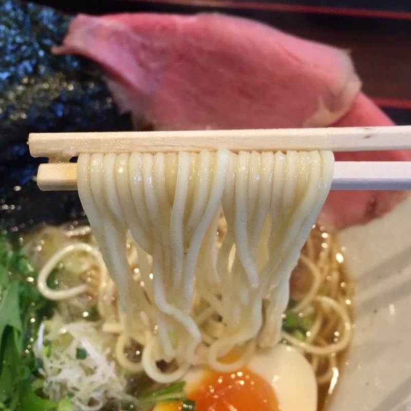 麺屋 小野万 短角牛ラーメン(しょうゆ) スープ