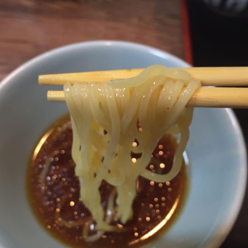 孫悟空 復活 玉とろ 玉とろラーメン 麺