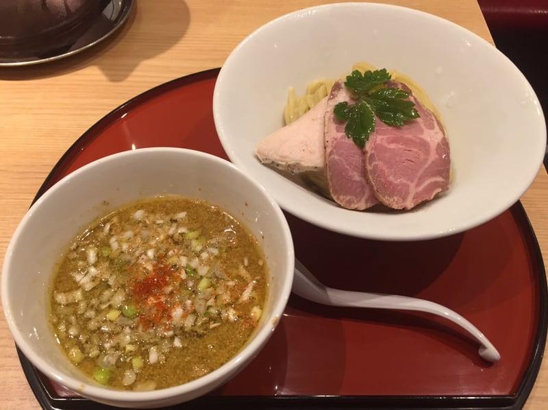 中華そば 依々恋々@東武百貨店 池袋本店 鶏としそつけ麺