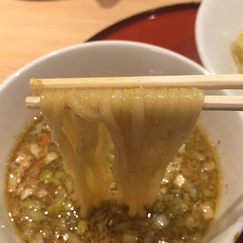 中華そば 依々恋々@東武百貨店 池袋本店 鶏としそつけ麺 麺