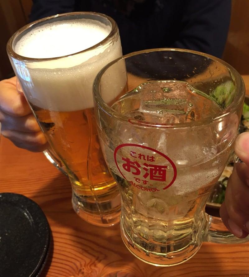 鳥貴族 新宿区役所通り店 乾杯