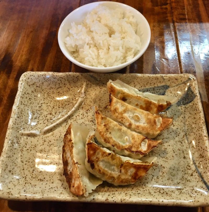 らーめん錦 秋田本店 焼餃子