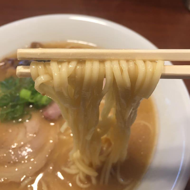 柳麺 多むら 外旭川店 味噌ラーメン 麺