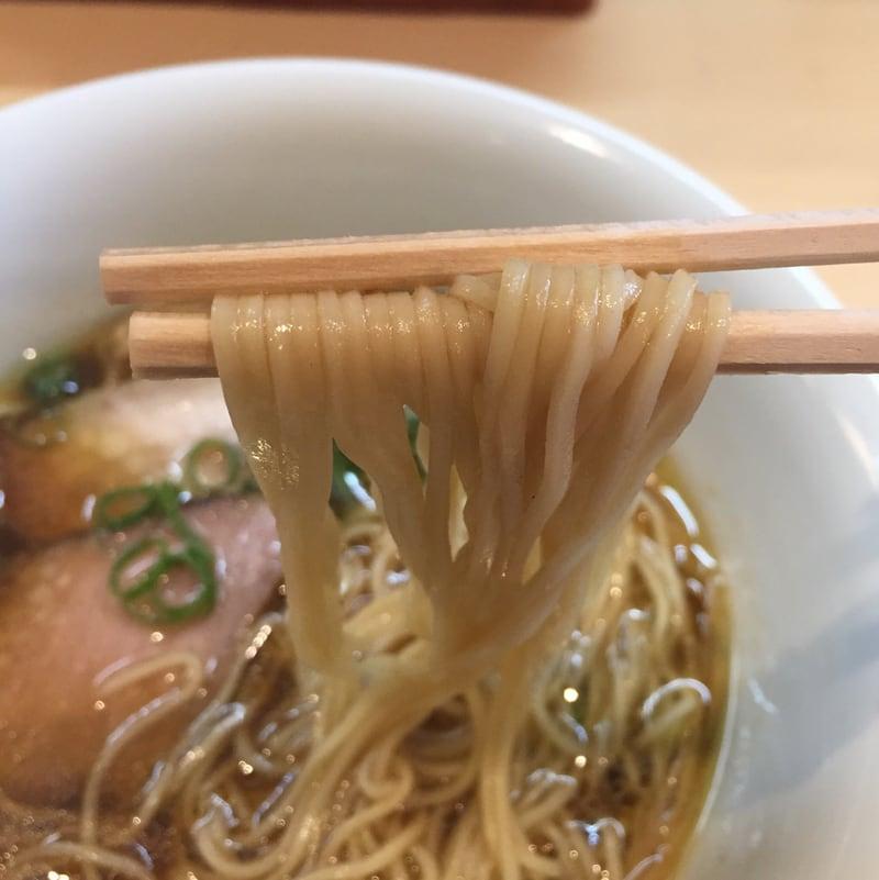 Ramen RyuGuJo(ラーメン 龍宮城) 醤油そば 麺