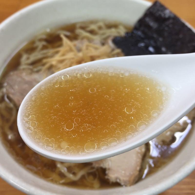 中華そば処 琴壱 中華そば スープ