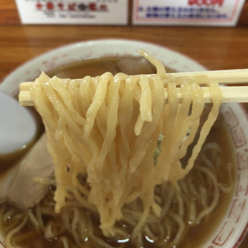 中華そば 琴の 中華そば 麺