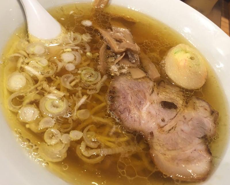 拉麺桜木屋 秋田店 中華そば 具