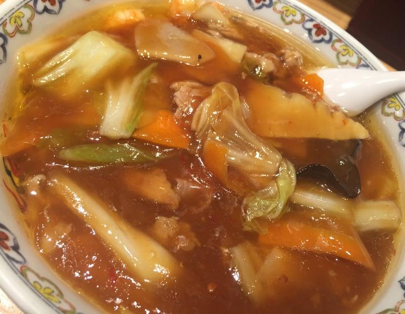 拉麺桜木屋 秋田店 広東麺 具