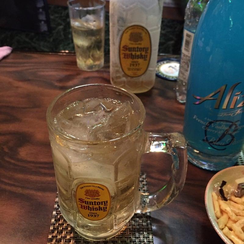 洋酒喫茶 プリンス DEEP八戸 ハイボール
