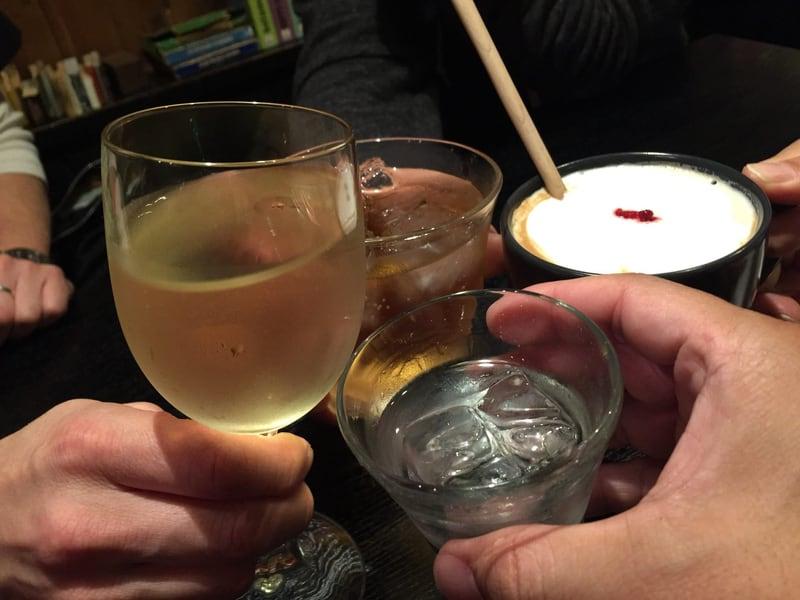 saule branche cafe そーるぶらんちカフェ 乾杯 ピンガ