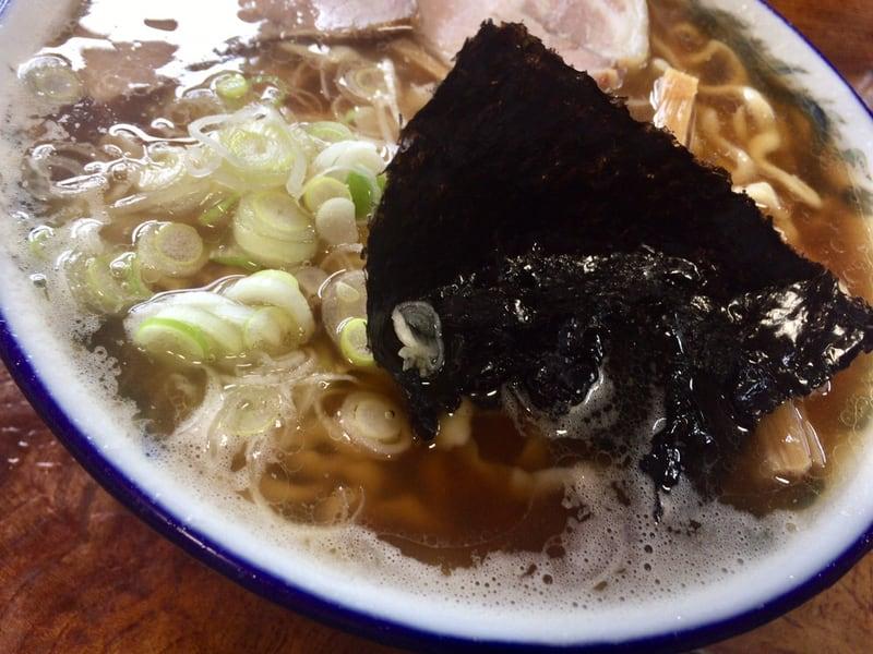 ケンちゃんラーメン 酒田本店 中華そば 具