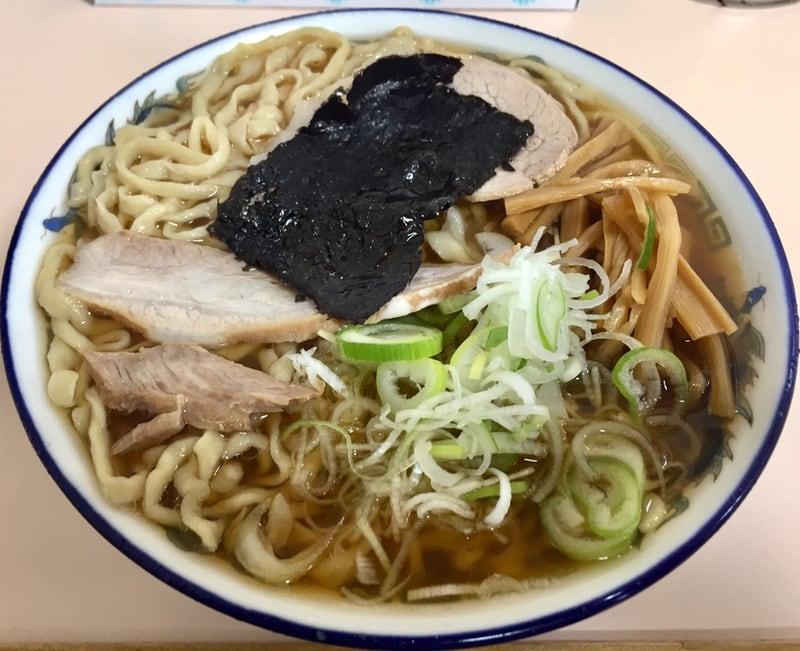 ケンちゃんラーメン 鶴岡店 中華そば