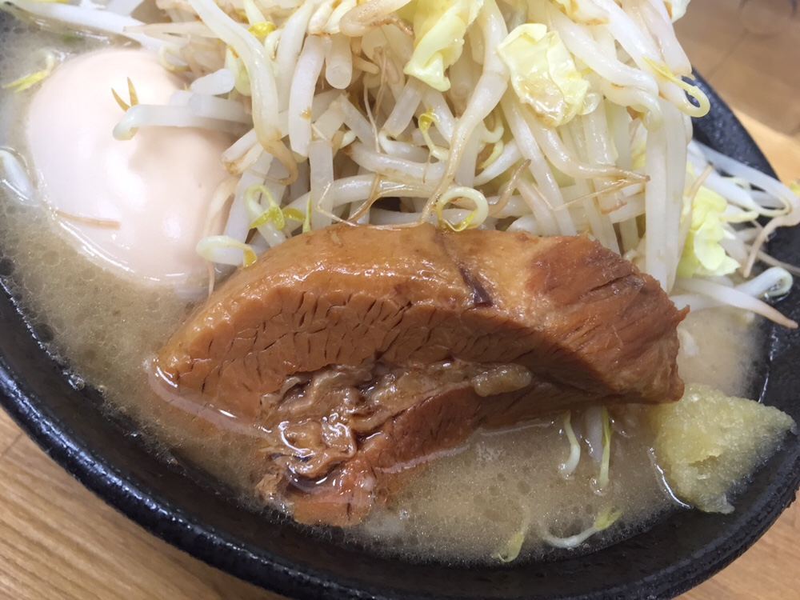麺屋 羅漢 羅漢ラーメン 具