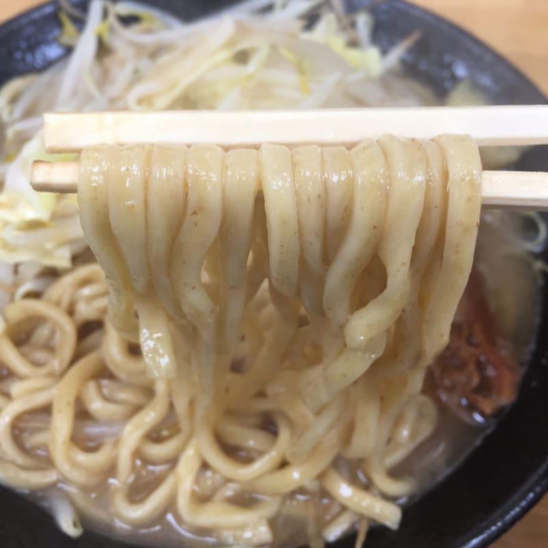 麺屋 羅漢 羅漢ラーメン 麺