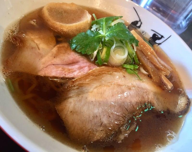 津軽煮干中華蕎麦 サムライブギーの津軽煮干中華蕎麦 具