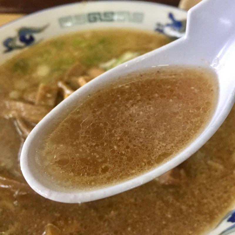 旭川ラーメン さいじょう 伝説の塩 塩ラーメン スープ