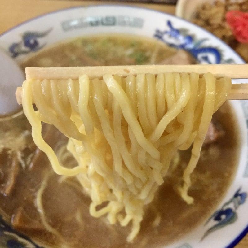 旭川ラーメン さいじょう 伝説の塩 塩ラーメン 麺