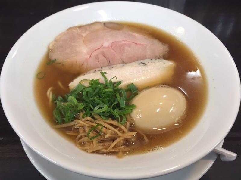 麺屋 満開 生姜醤油