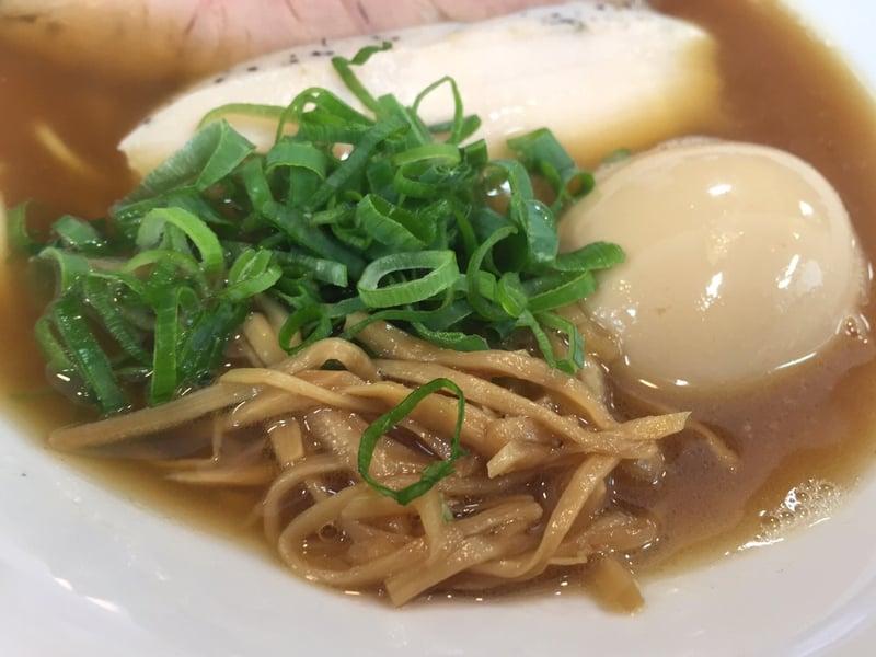 麺屋 満開 生姜醤油 具
