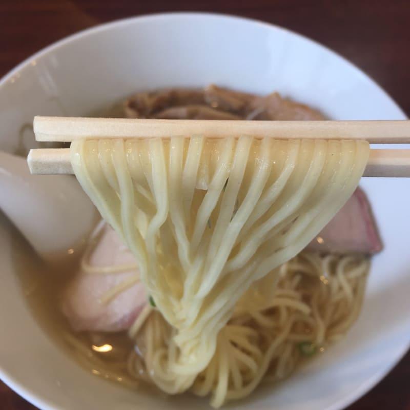 柳麺多むら 外旭川店 塩ラーメン 麺
