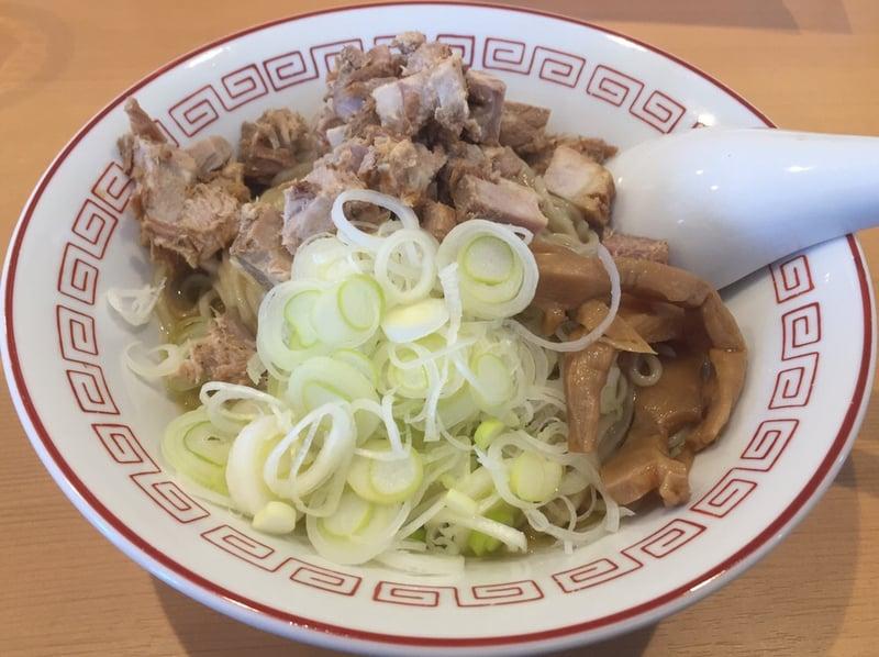 自家製麺 麺や二代目 夜来香 濃厚鶏の油そば