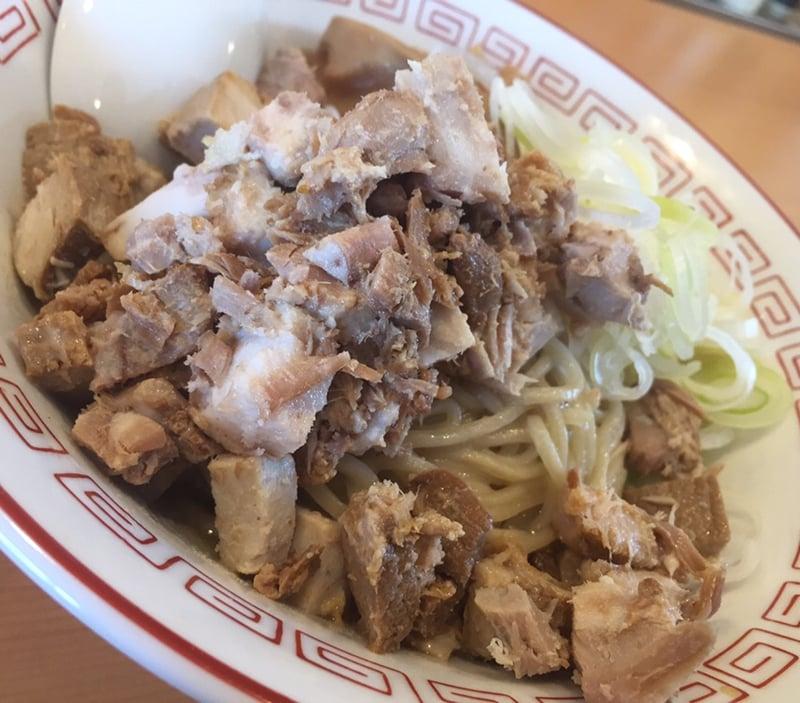 自家製麺 麺や二代目 夜来香 濃厚鶏の油そば 具