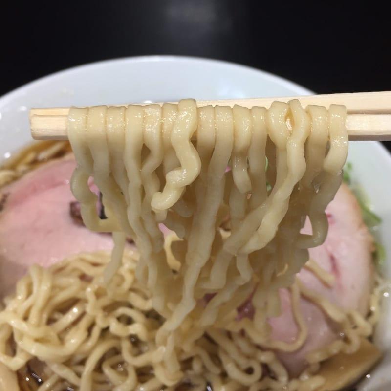 聚楽亭 蒼龍そば 麺