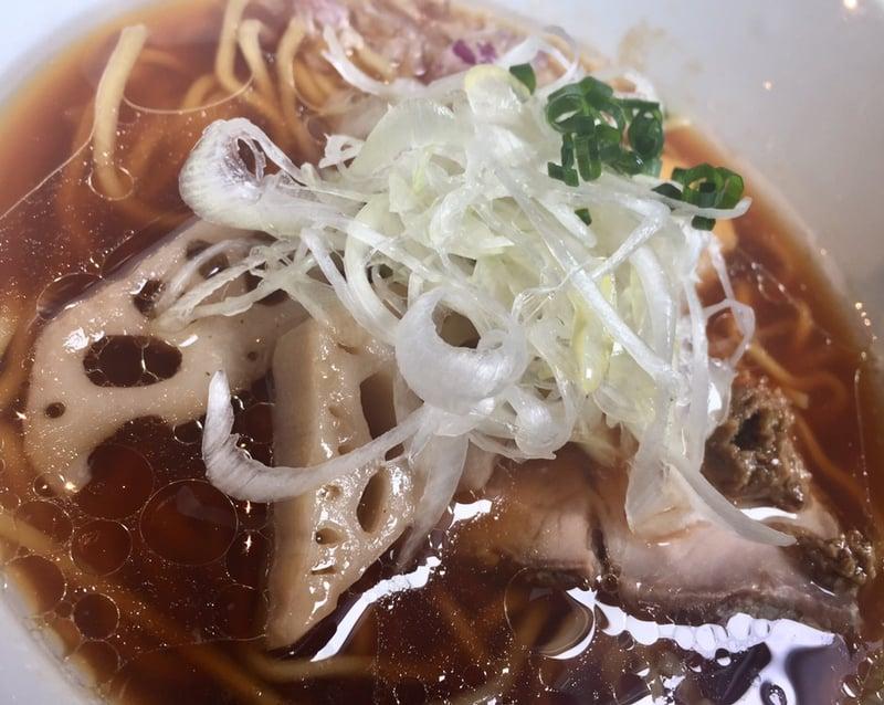 Noodle college SHIROKURO(しろくろ) 醤油Noodle 具