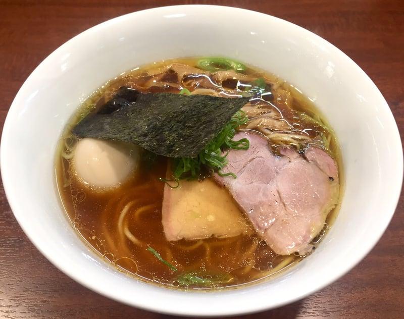 柳麺多むら 外旭川店 醤油ラーメン