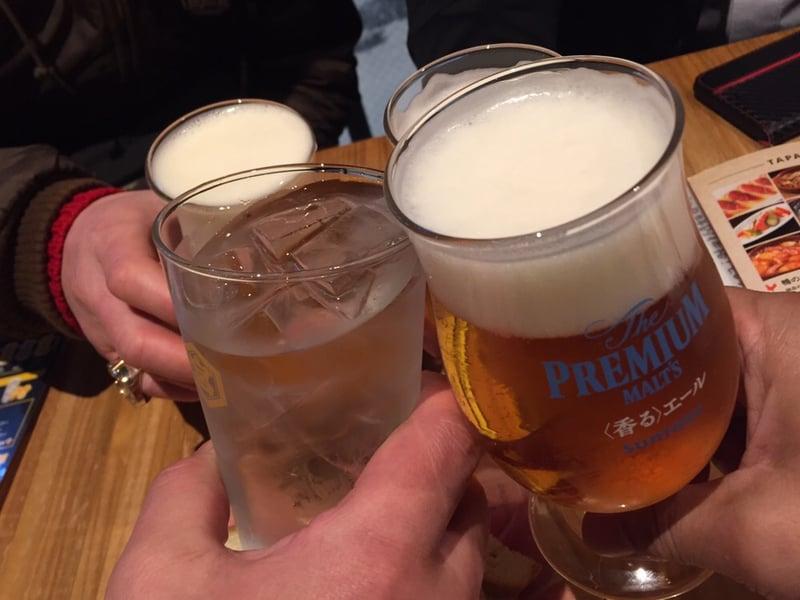 大町バル Arigatto(アリガット) 乾杯