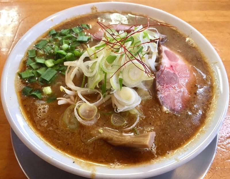 麺饗 松韻 冬の味噌ラーメン