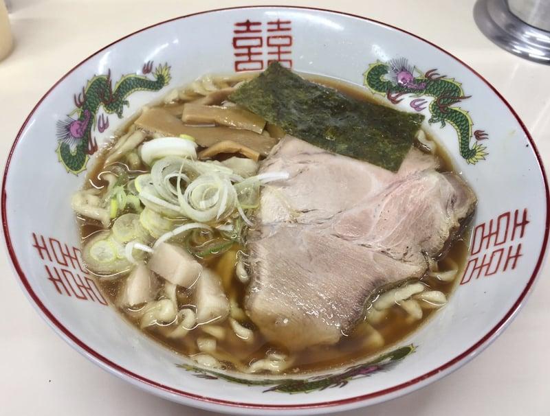自家製麺 麺屋にぼすけ美郷店 ケソちゃん中華そば