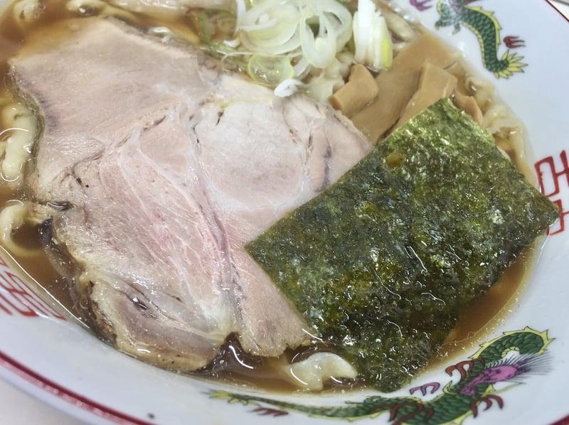 自家製麺 麺屋にぼすけ美郷店 ケソちゃん中華そば 具