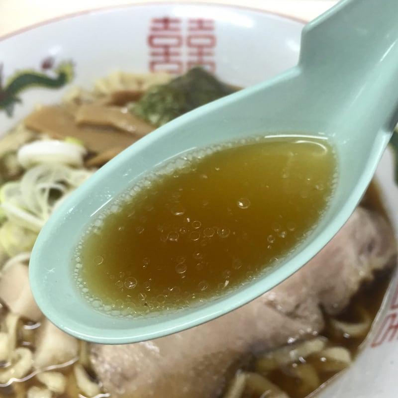 自家製麺 麺屋にぼすけ美郷店 ケソちゃん中華そば スープ