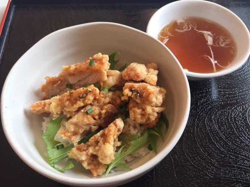 中華ダイニング 大黒屋 から揚げどん 油淋鶏 ミニ丼