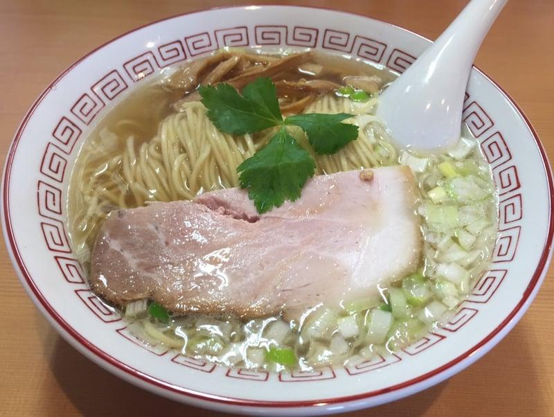 自家製麺 麺や二代目 夜来香 中華ソバ