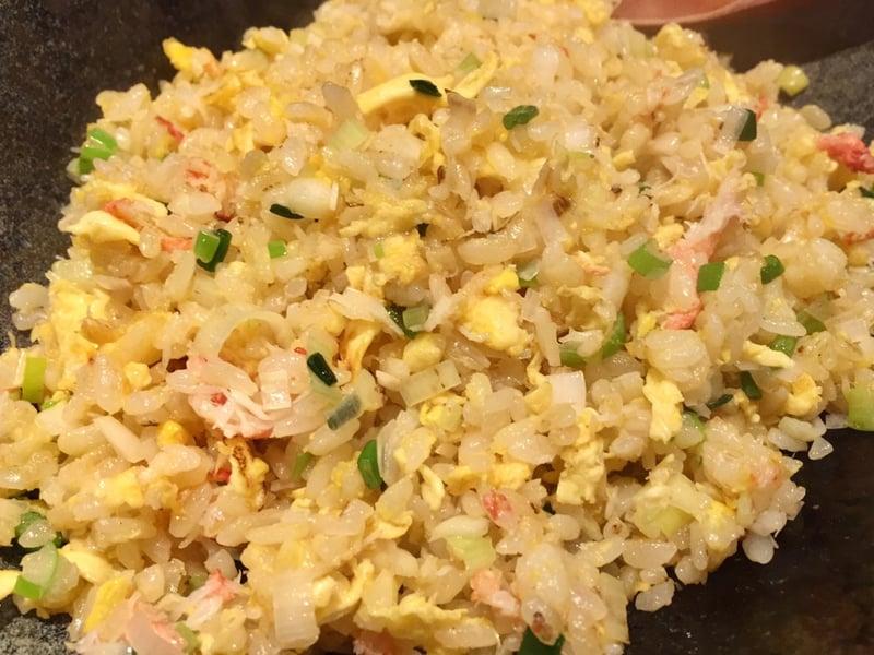 四川Dining&bar 臥龍 創香(がりゅう そうしゃん) 蟹チャーハン 炒飯