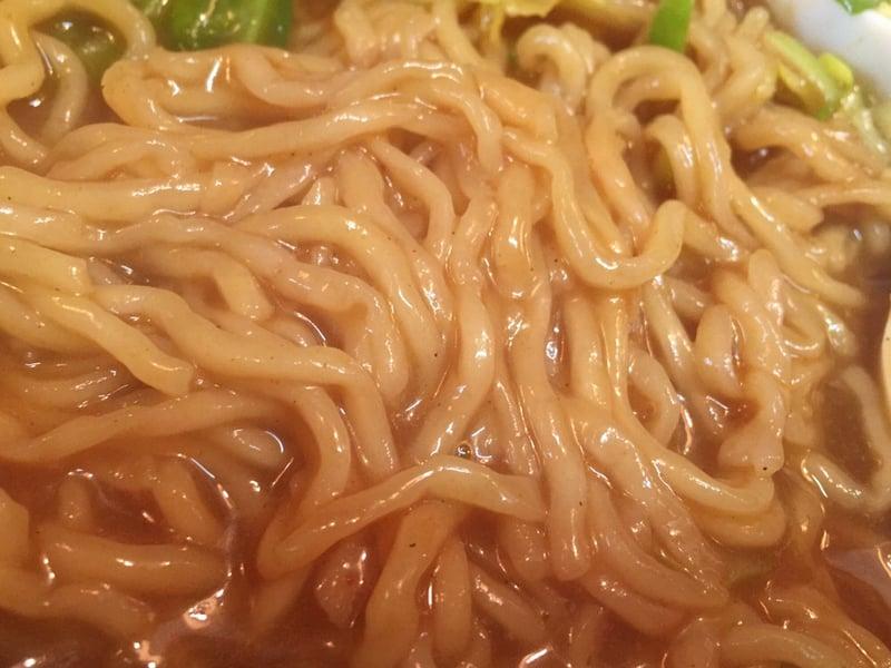 そば処 甚や カレーラーメン 麺