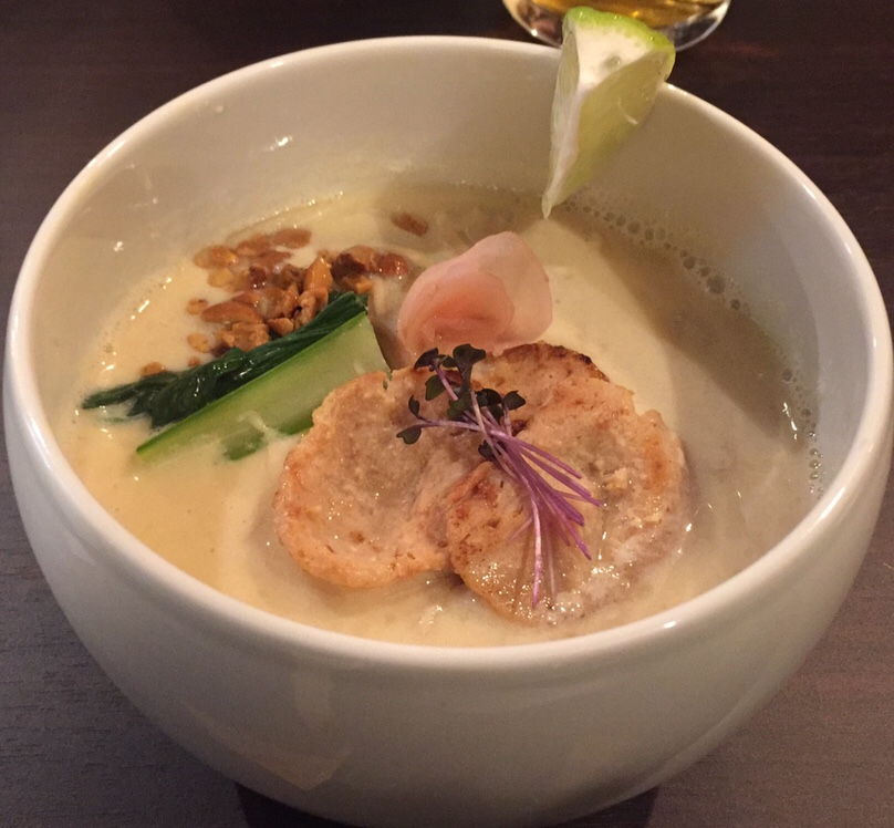 Noodle Stand Tokyo(ヌードルスタンドトーキョー) ヌースタ ヴィーガンCOCONUT味噌ラーメン